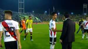 Video Marcelo Gallardo Cristian Ferreira River Aldosivi 28042019