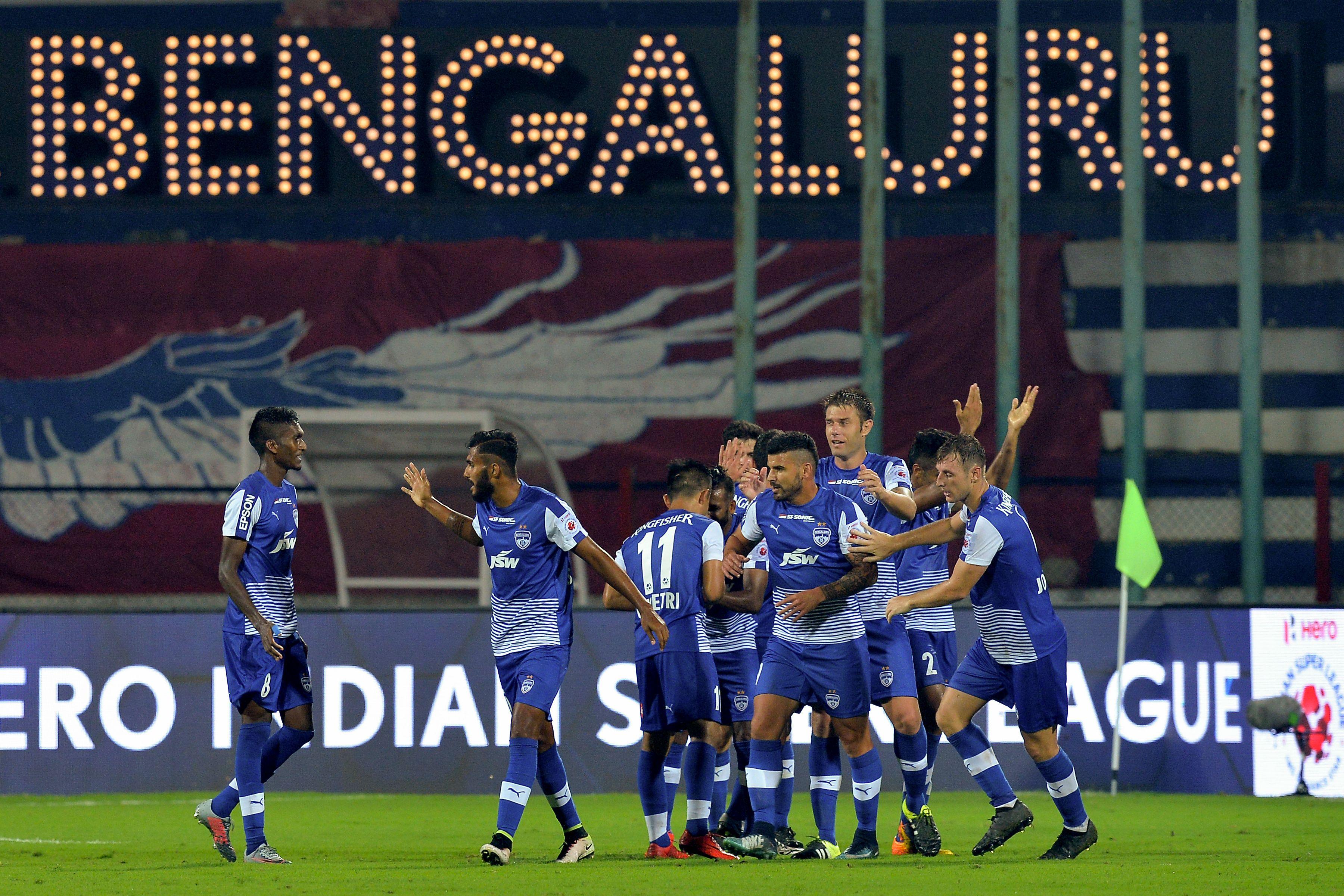 Bengaluru FC 2017 ISL