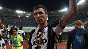 Mario Mandzukic after Coppa Italia final 17052017