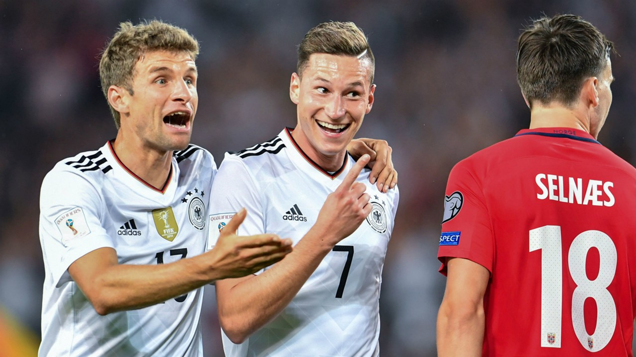 Unstoppable Germany Look Ruthless On Way To Retaining World Cup