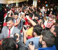 منتخب سوريا - إبراهيم العالمة - عمر السومة