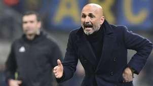 Luciano Spalletti Inter Rapid Wien Europa League
