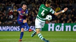 Aleix Vidal Barcelona Sporting