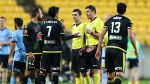 Wellington Phoenix Sydney FC