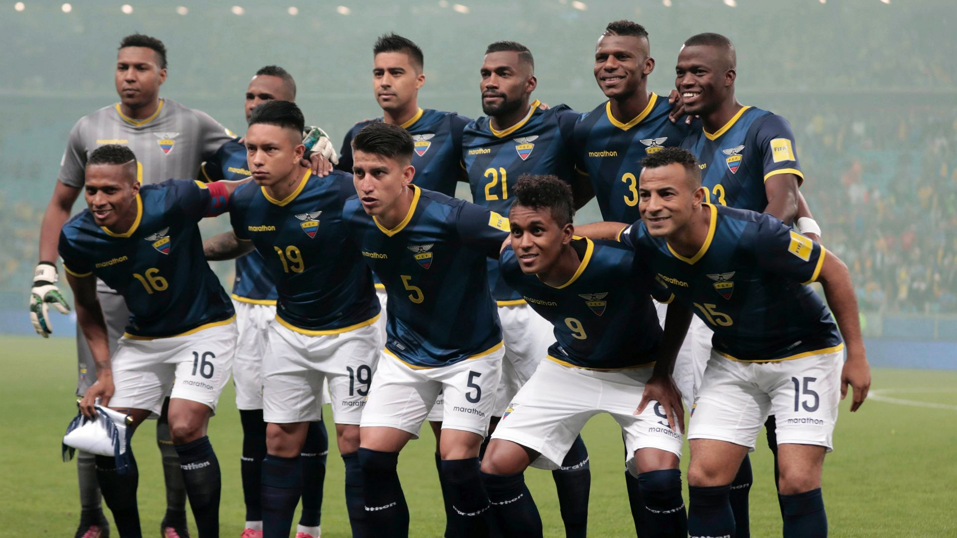 Brazil Ecuador Eliminatorias 2018 31082017