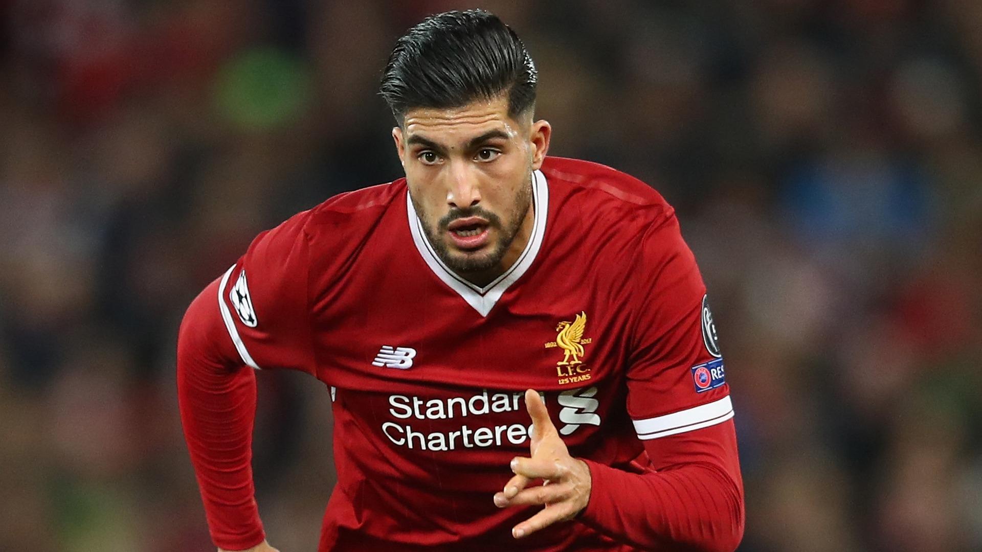 Liverpool chính thức chia tay Emre Can