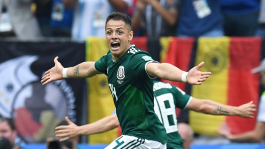 Germany Mexico World Cup 2018 170618