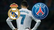 GFX Real Madrid PSG