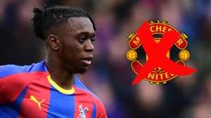 Aaron Wan-Bissaka Crystal Palace Man Utd