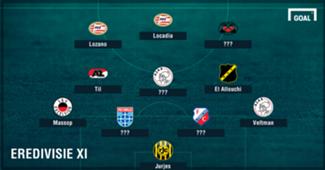 Omnisport Eredivisie Team van de Week 10