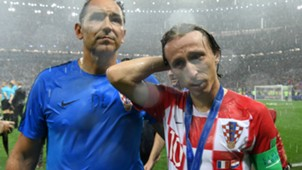 croatia france - luka modric drazen ladic - world cup final - 15072018