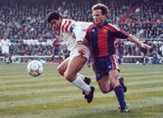 Reportaje Maradona Sevilla FC