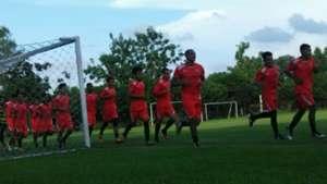 Latihan Perdana Persija Jakarta