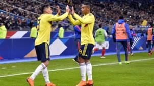 Colombia Selección Mundial 2018