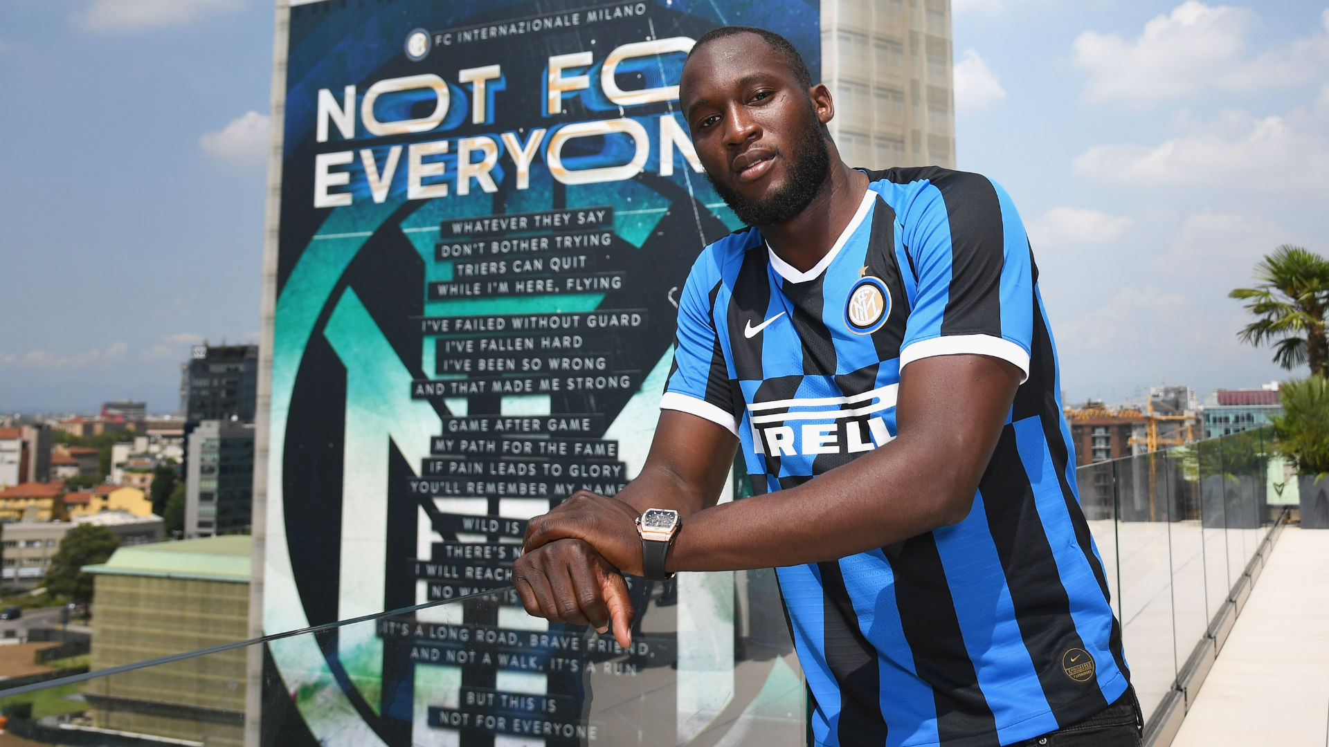 Inter is different than England, it's real work - Lukaku aims dig at Premier League