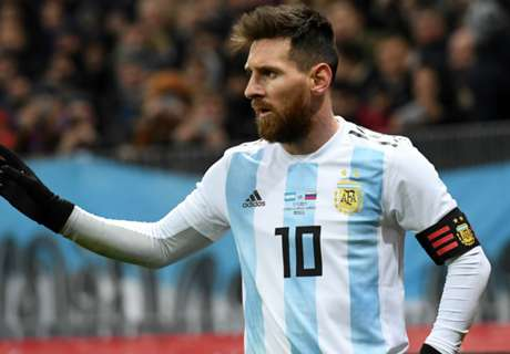 'Messi should stop at Barca and focus on WC'