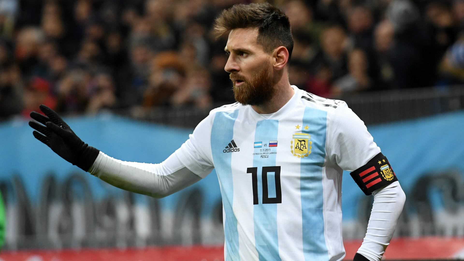 Messi Mundialga tayyorgarlik ko'rishi kerakmi?