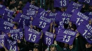 Astori Fiorentina fans