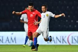 Korea DPR - Malaysia