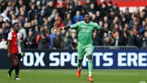 Andre Onana, Feyenoord - Ajax, 22102017