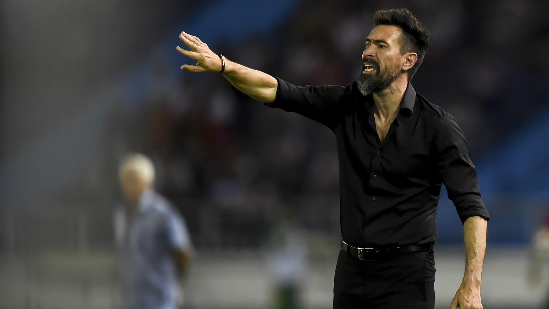 Eduardo Dominguez Colon Copa Sudamericana 29092018