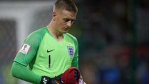 Jordan Pickford England Colombia 03072018