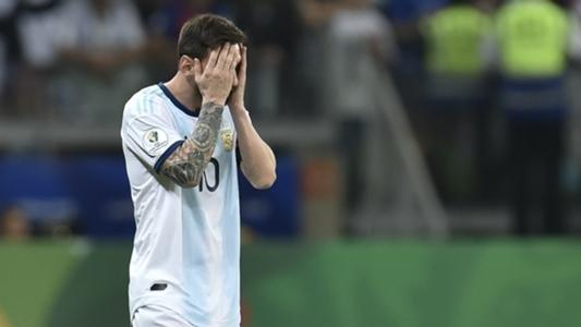 Copa America: Messi quyết tâm vượt khó, gọi việc Argentina bị loại là 'kịch bản điên rồ' | Goal.com