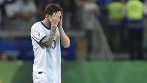 Lionel Messi Argentina Paraguay Copa America 19062019