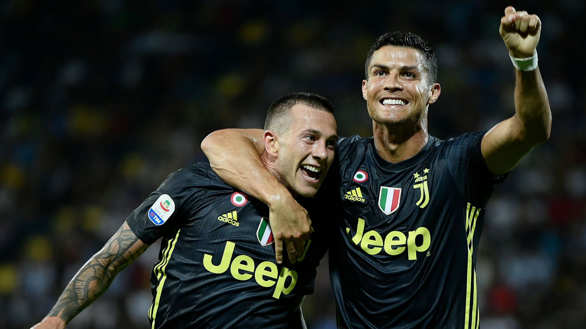 Cristiano ronaldo goal nobody expected any different juventus federico bernardeschi cristiano ronaldo frosinone juventus stopboris Choice Image
