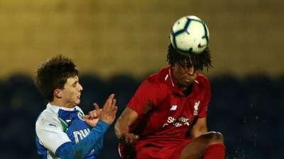 Yasser Larouci Liverpool 2019