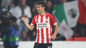 Hirving Lozano PSV Champions League 2018