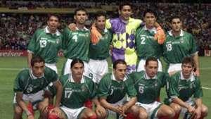 Mexico 1999 Confederations Cup final