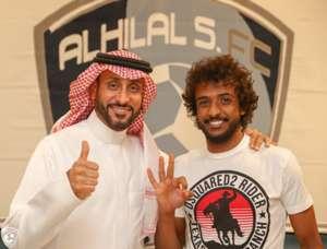 ياسر الشهراني وسامي الجابر