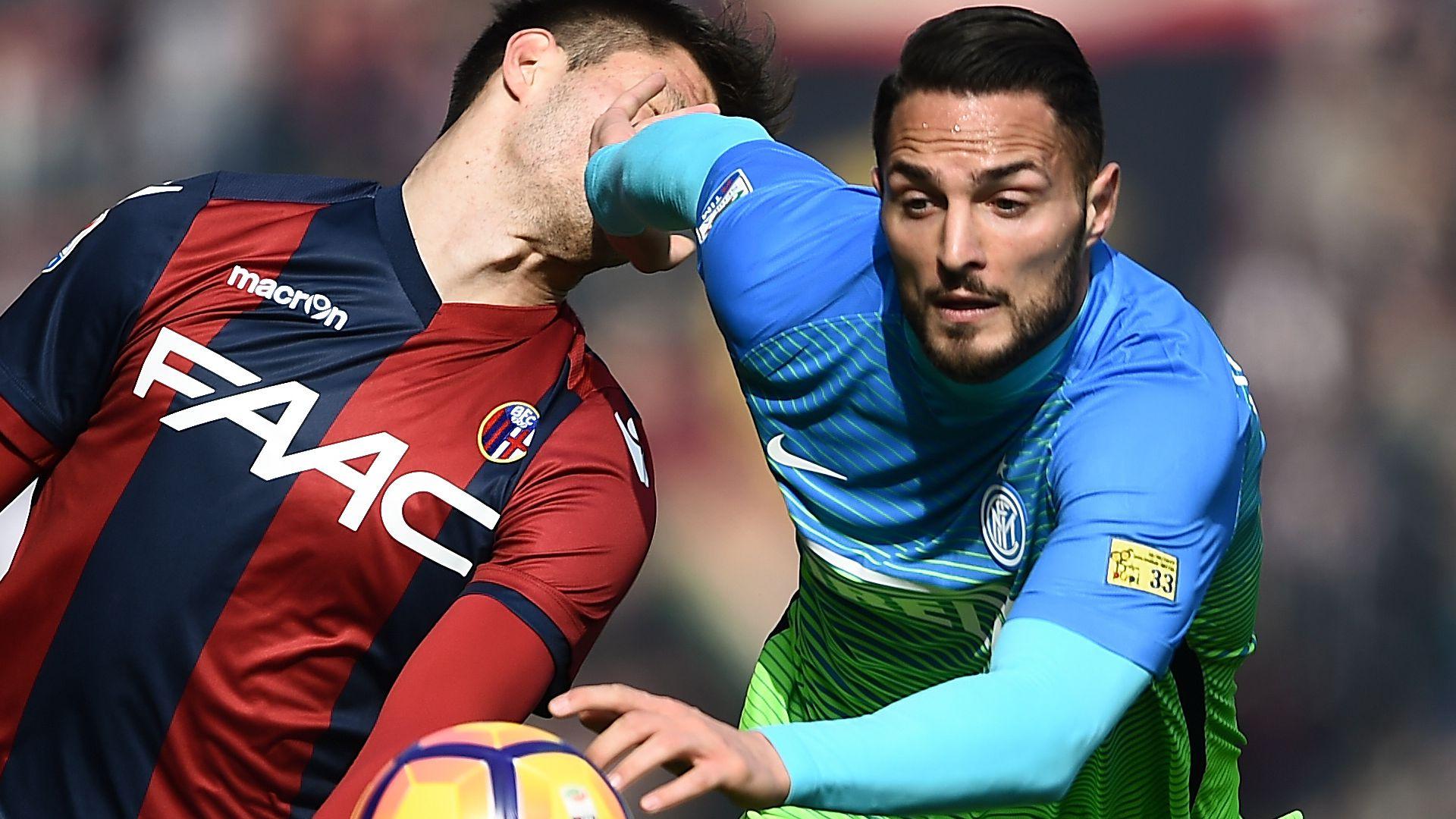 Danilo D'Ambrosio Bologna Inter Serie A