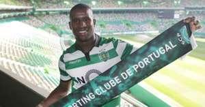 Douglas - Sporting (Foto: Divulgação)