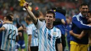 Messi Argentina Netherlands World Cup 07092017