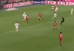 video gol james rodriguez bayern munich leipzig