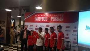 Jumpa Pers Indofood & Persija Jakarta