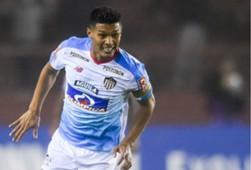 Teófilo Gutiérrez Junior de Barranquilla Copa Sudamericana 2018