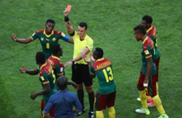 Germania-Camerun var