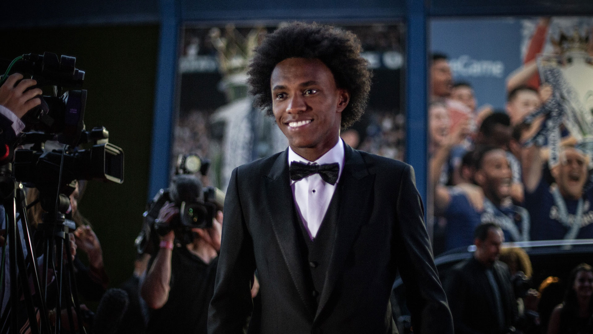 Willian launches his online football training course