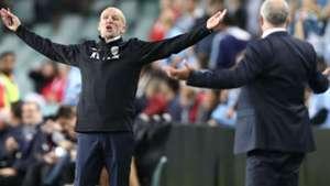 Kenny Lowe Graham Arnold Perth Glory Sydney FC A-League