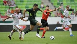 Varga József Rogic Hungary Australia Socceroos Magyar válogatott