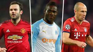 Out of contract in 2019: Football's best free agents in the