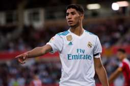 Achraf Hakimi Real Madrid