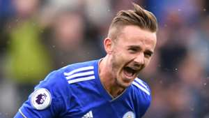 James Maddison Leicester City 2018-19