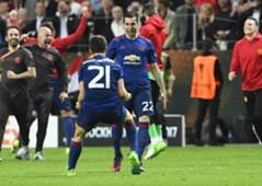 Henrikh Mkhitaryan & Ander Herrera - Manchester United