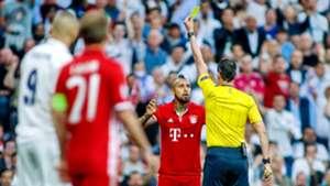 Arturo Vidal Bayern Munich Viktor Kassa Champions League