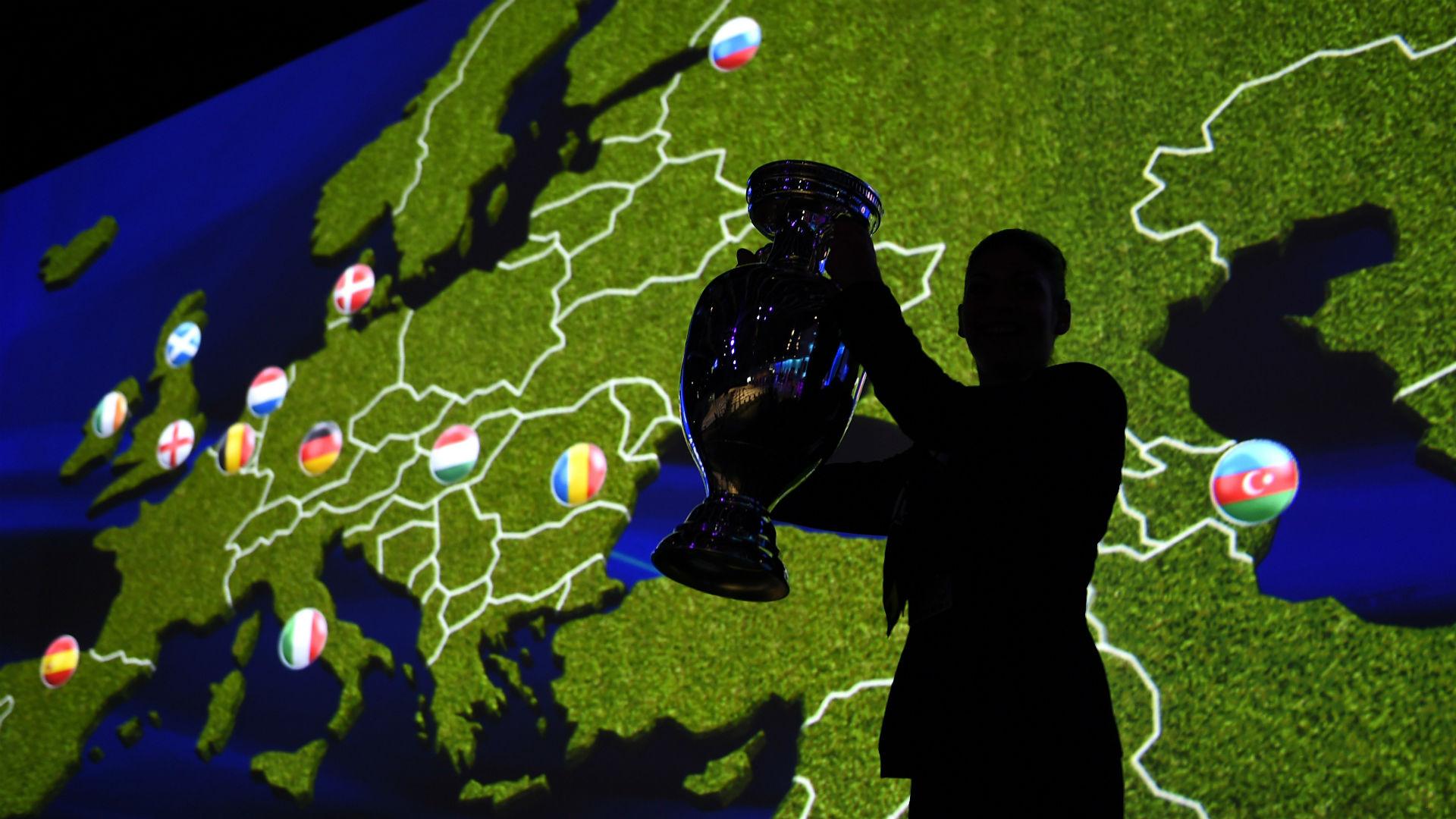 Euro 2020 hosts