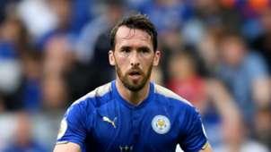 Christian Fuchs Leicester City 05212017